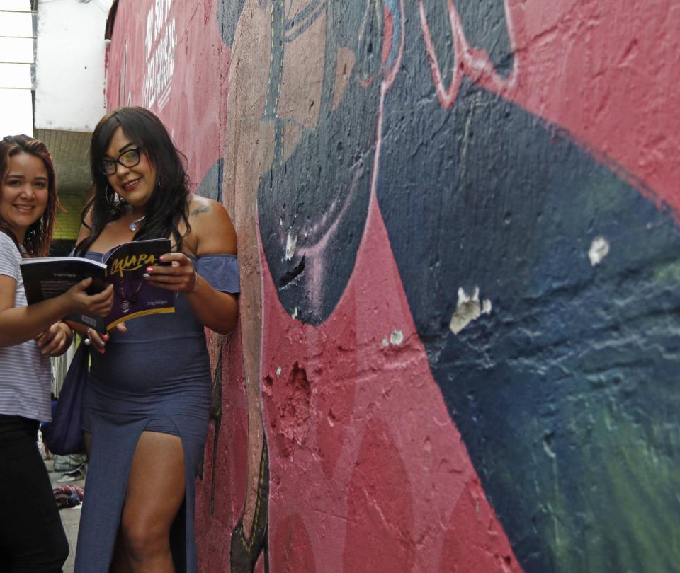 La historia de una 'trans' que es toda una 'Guapa' en Manizales