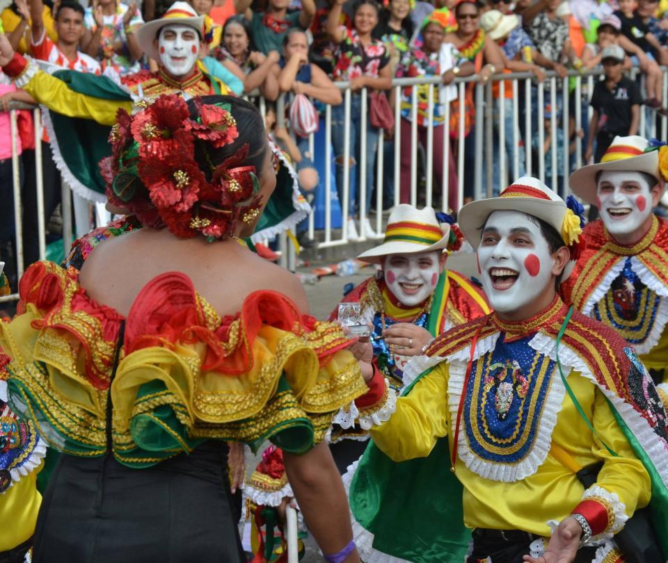 Muerte derrota a la vida, pero no al Carnaval de Barranquilla