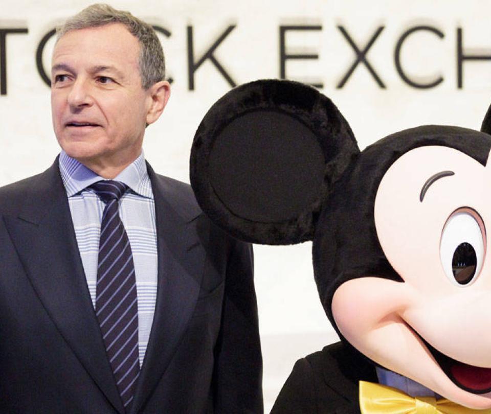 Este es el empresario que expandió el imperio de Disney