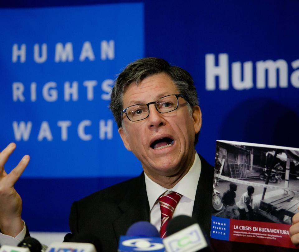 Director de HRW cuestiona expulsión de alemana Rebecca Linda Marlene