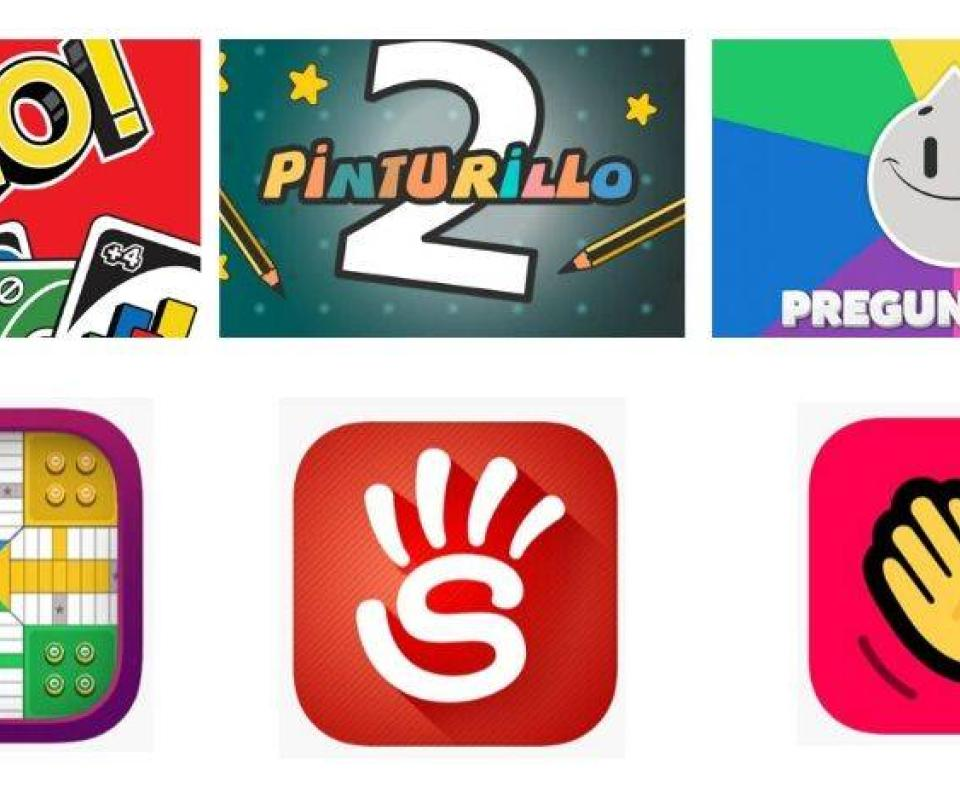 El fenómeno de las 'apps' de juegos en línea durante la cuarentena