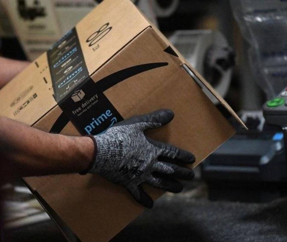 Coronavirus: denuncias por condición laboral de trabajadores de Amazon