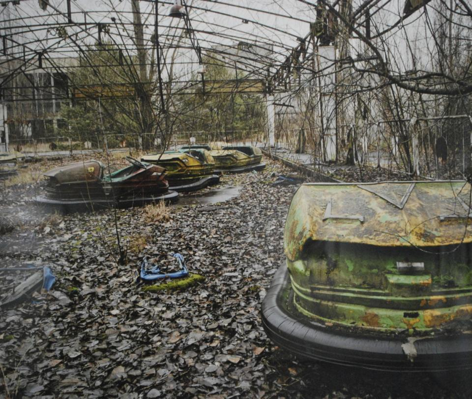 Chernóbil y la ubicación exacta de otros sitios prohibidos en el mundo