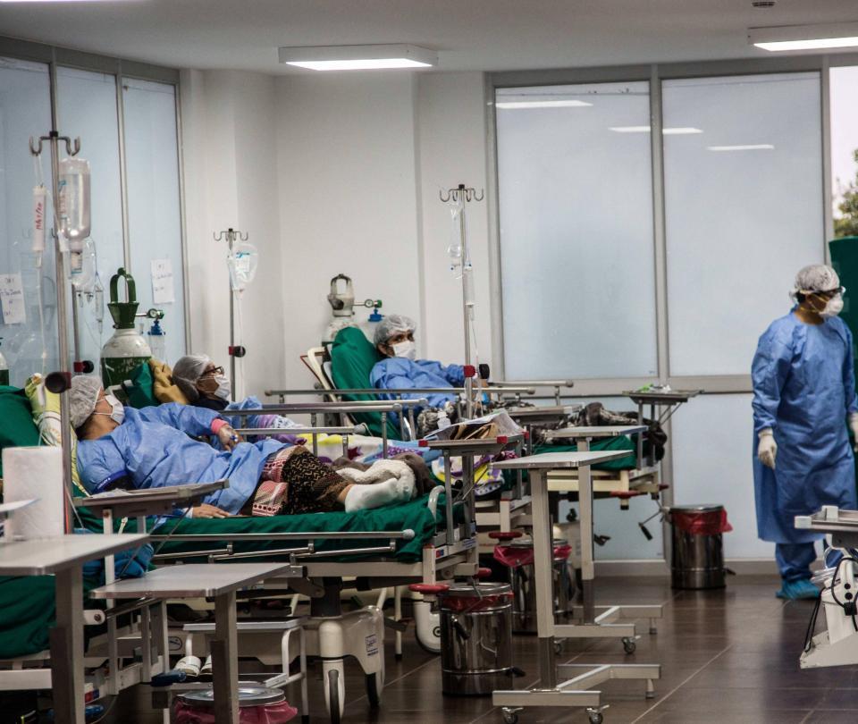 Perú registró 119.959 casos de coronavirus y 3.456 fallecimientos