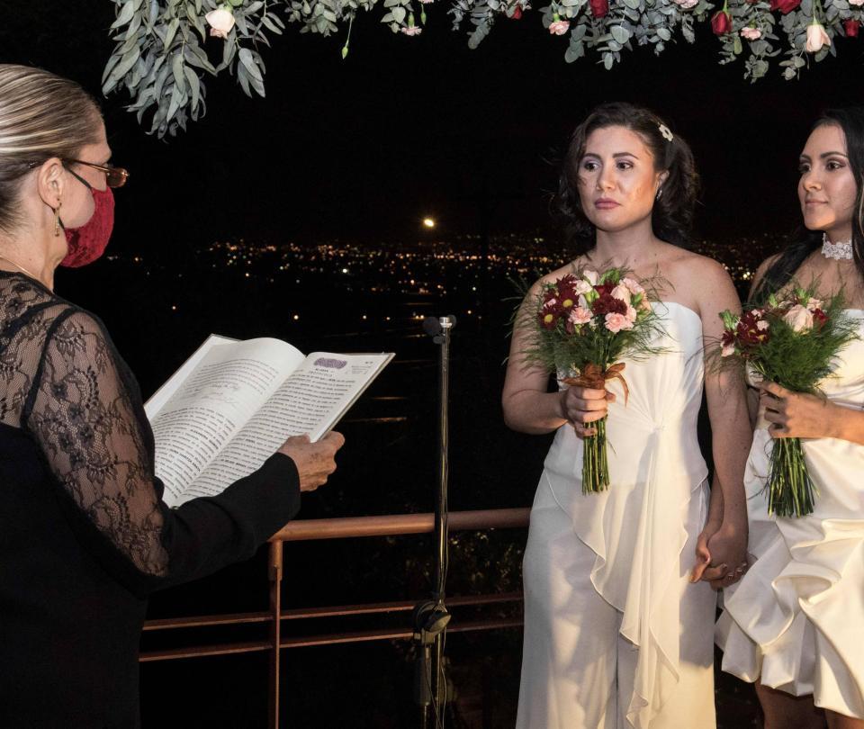 Costa Rica, primer país en Centroamérica que aprueba el matrimonio gay