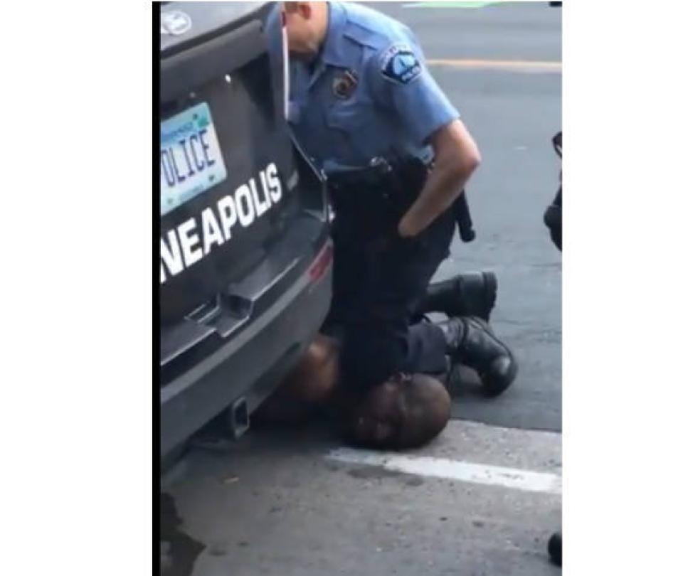 Protestas por muerte de afroamericano a manos de policías en EE. UU.