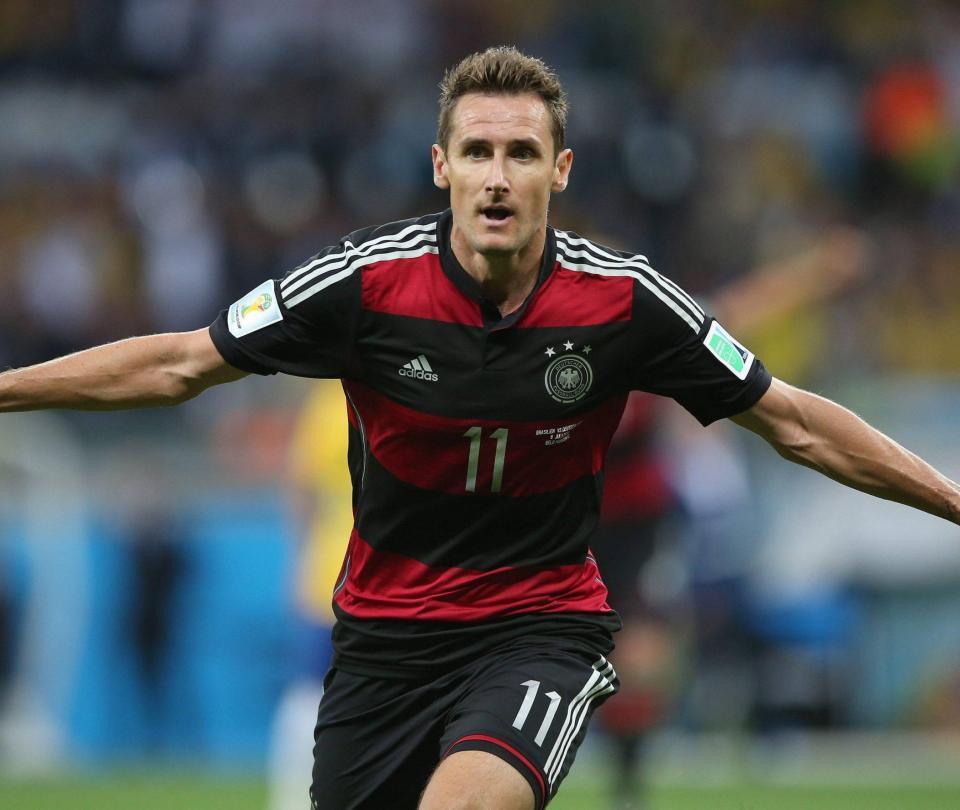 Miroslav Klose, el silencioso alemán máximo goleador de los mundiales