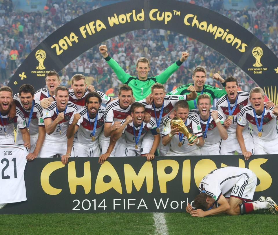 Gotze, el gol que le dio el título a Alemania
