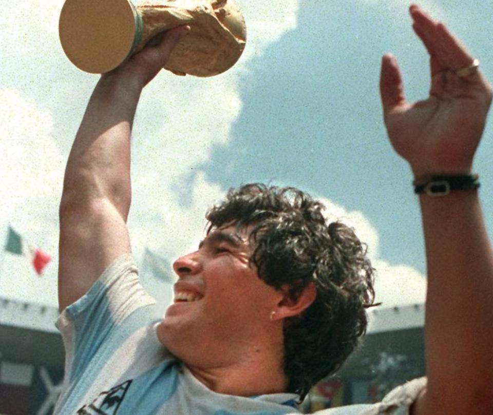 Meluk le cuenta... (Maradona: el genio y sus demonios)