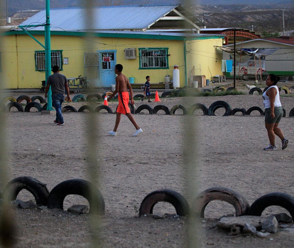 Así es la violación de derechos humanos en los centros de cuarentena