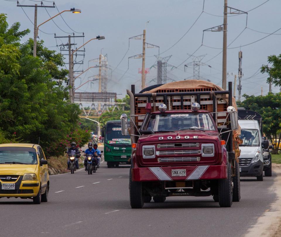 Calidad del aire recayó con nueva fase de aislamiento en Barranquilla