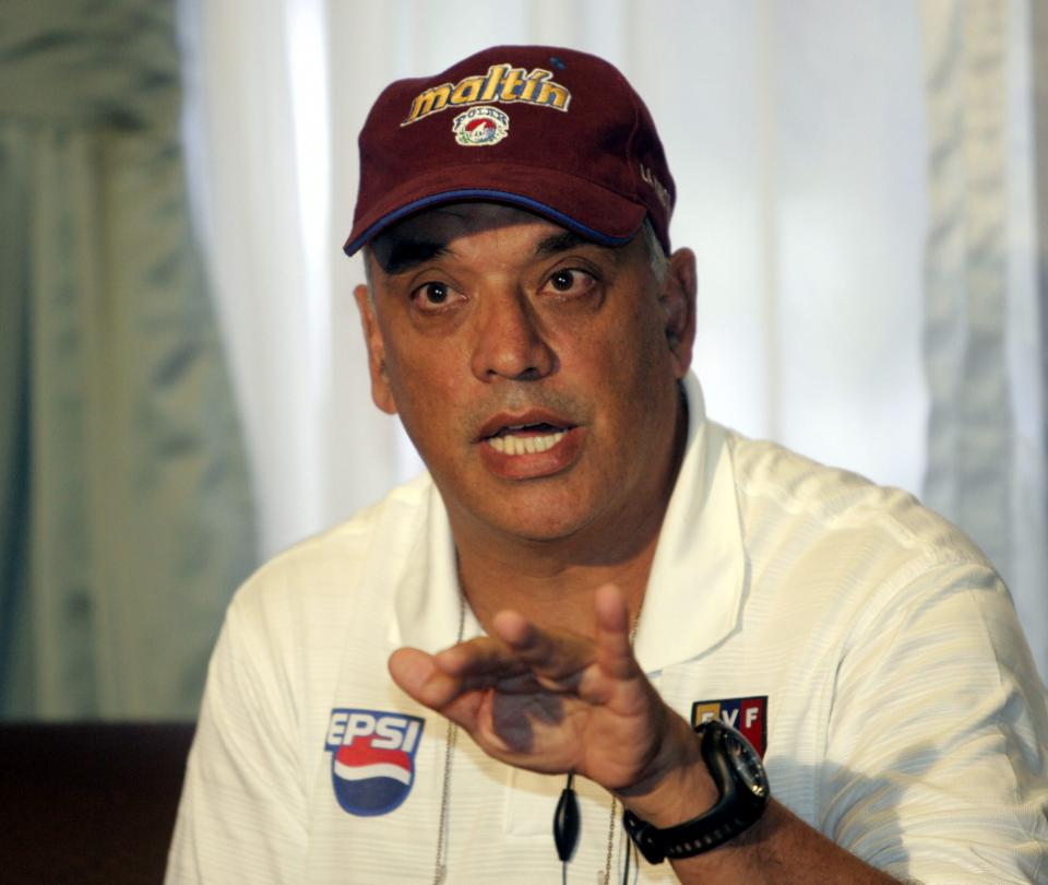 'Este James preocupa para Venezuela': Ríchad Páez