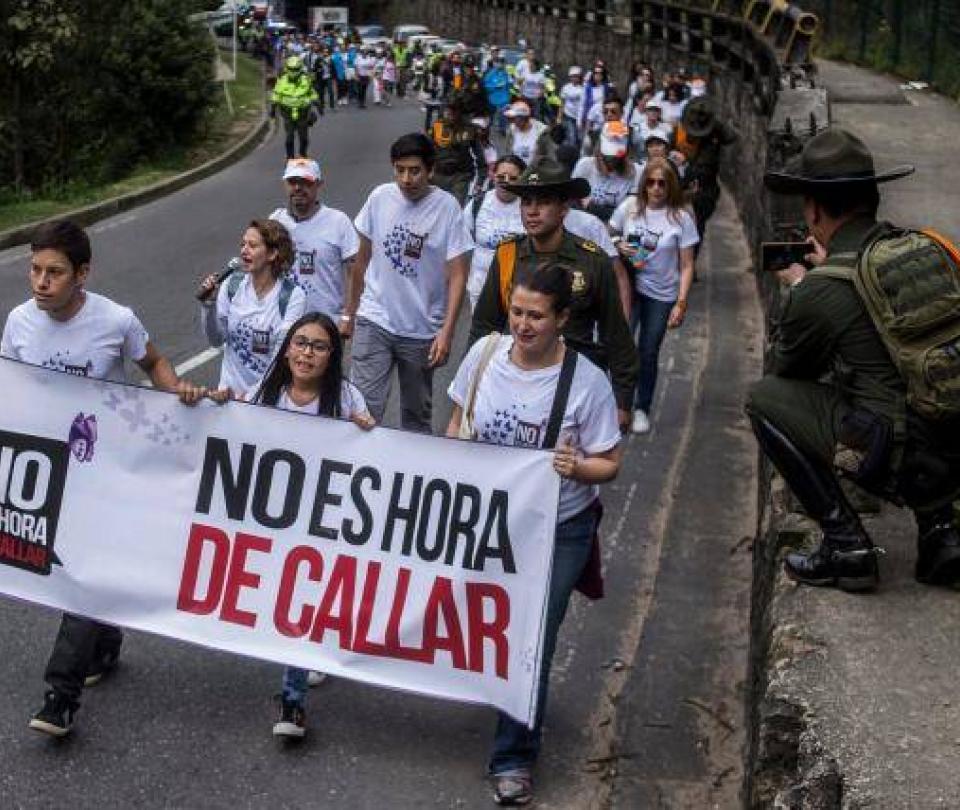 Doloroso caso de niña agredida sexualmente en Tolima
