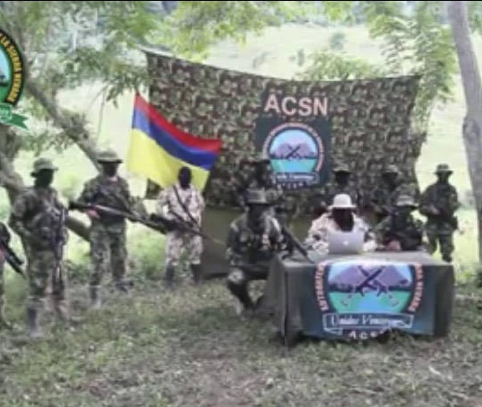 Revelaciones de las Autodefensas Conquistadoras de la Sierra Nevada