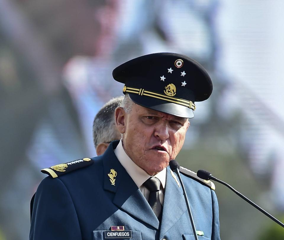 México descarta que caso Cienfuegos afecte cooperación con EE. UU.