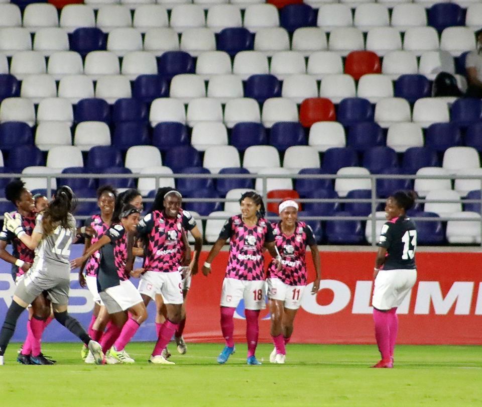 Santa Fe, imparable en la liga femenina: otra victoria contundente