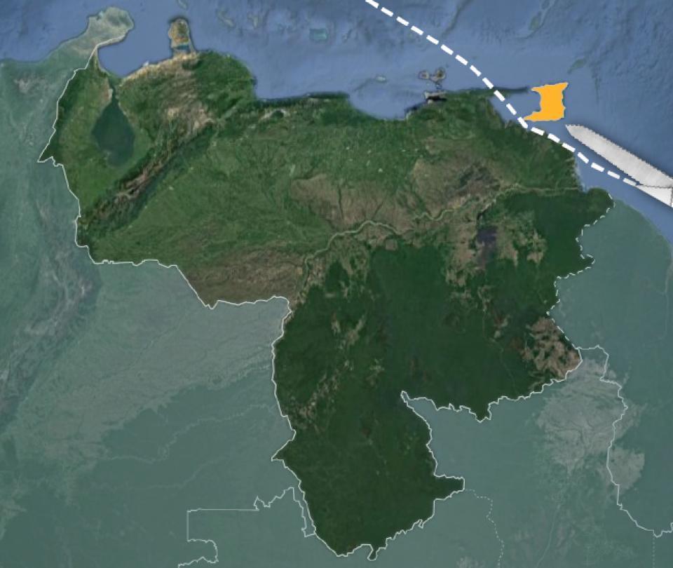 ¿Cómo y cuándo Venezuela 'perdió' la isla de Trinidad?