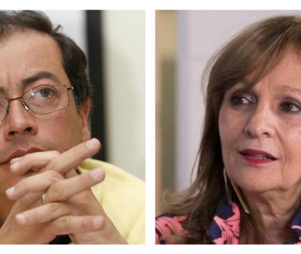 ¿Cómo le afecta a Gustavo Petro la renuncia de Ángela María Robledo?