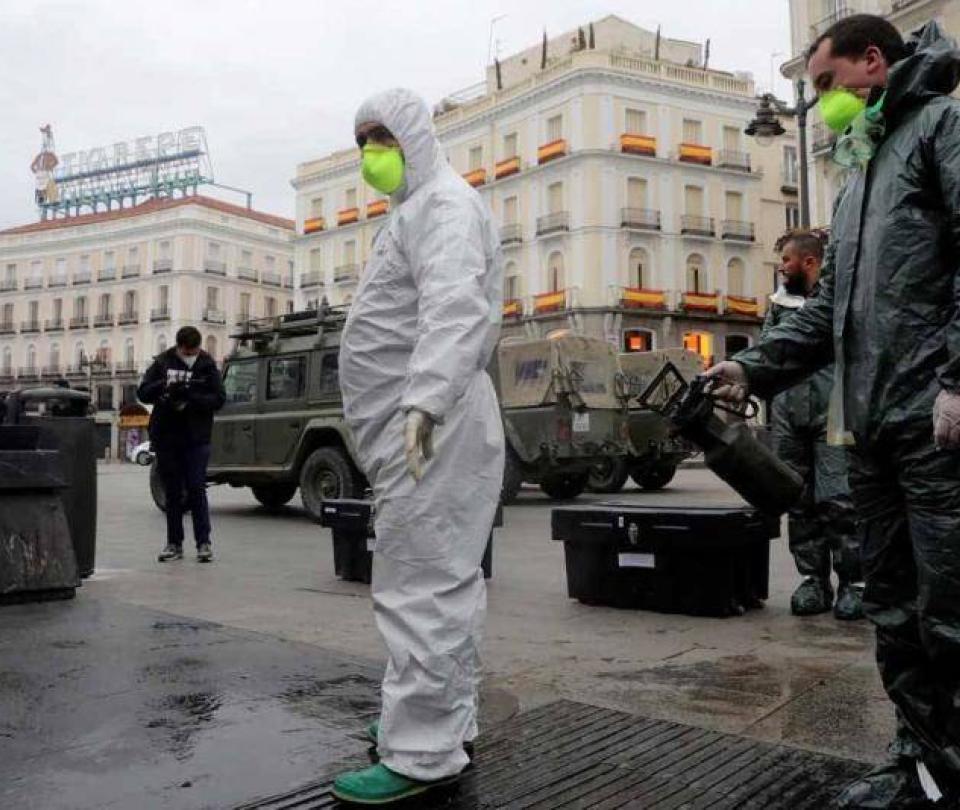 Larga pesadilla por covid-19 pasan colombianos en el exterior