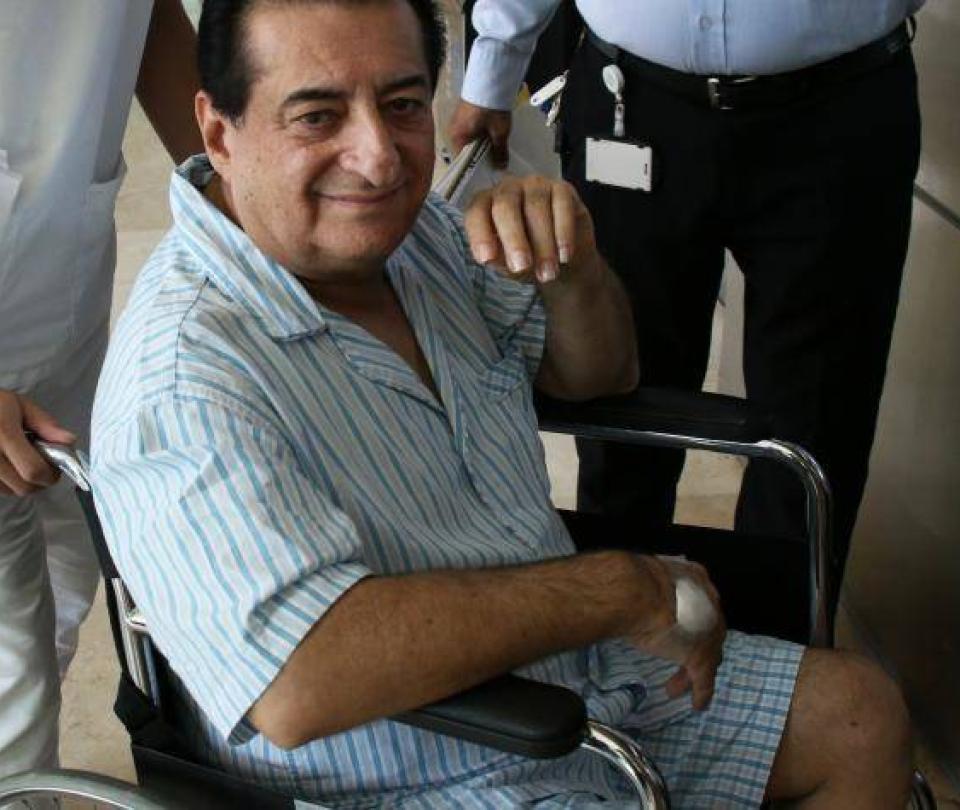 Hemocentro de Valledupar ofreció unidades de sangre para Jorge Oñate