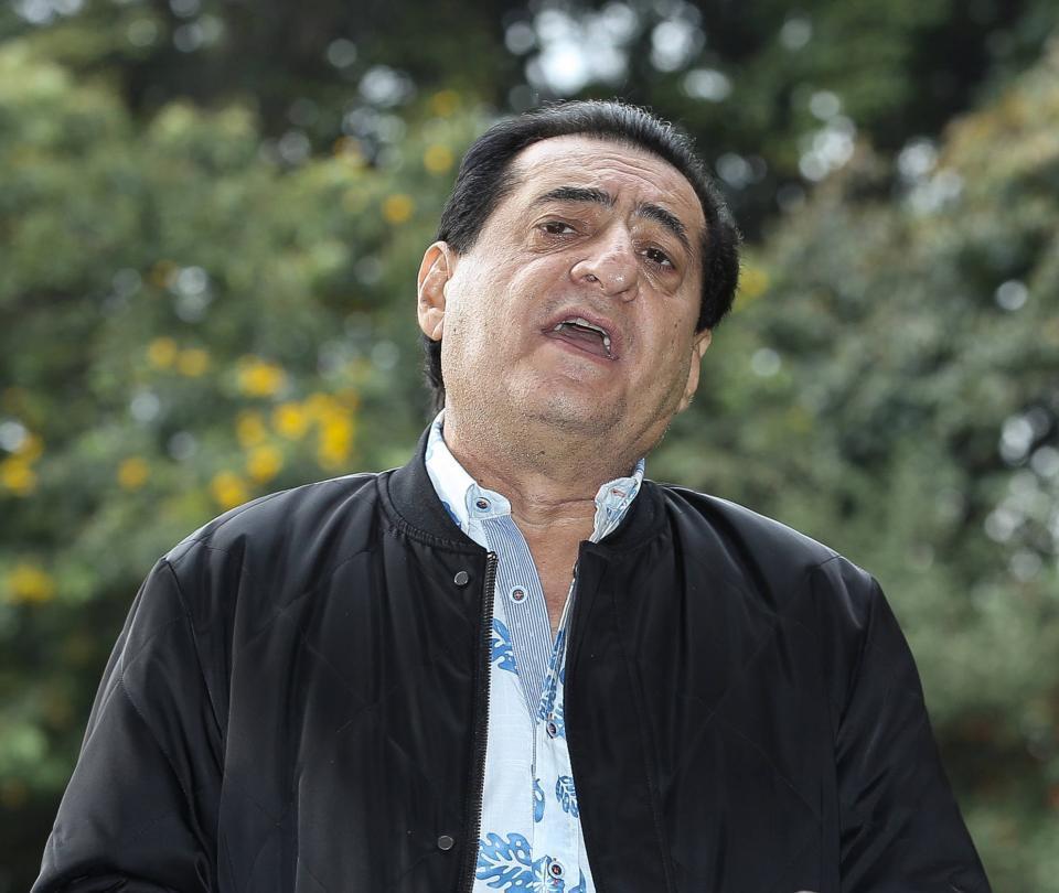 'Se nos fue el más grande': las reacciones a la muerte de Jorge Oñate