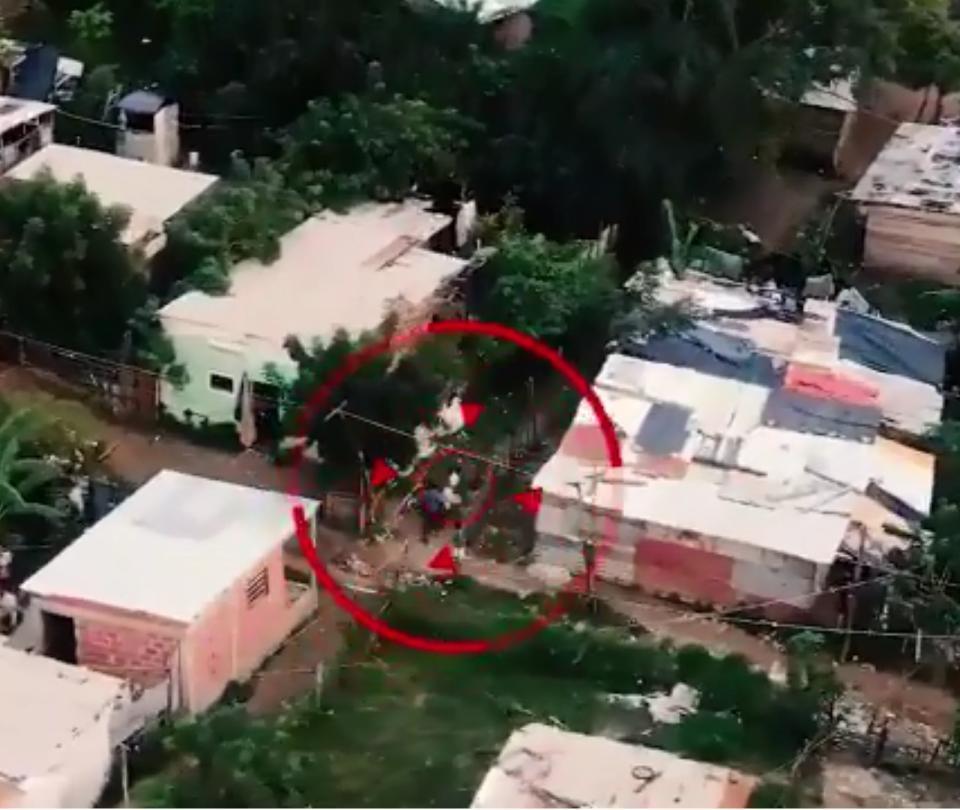 Con drones buscan reforzar la seguridad de Barranquilla