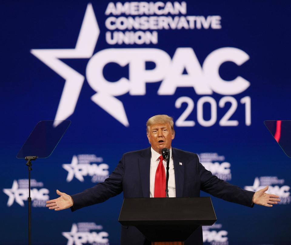 Trump, amo y señor del Partido Republicano