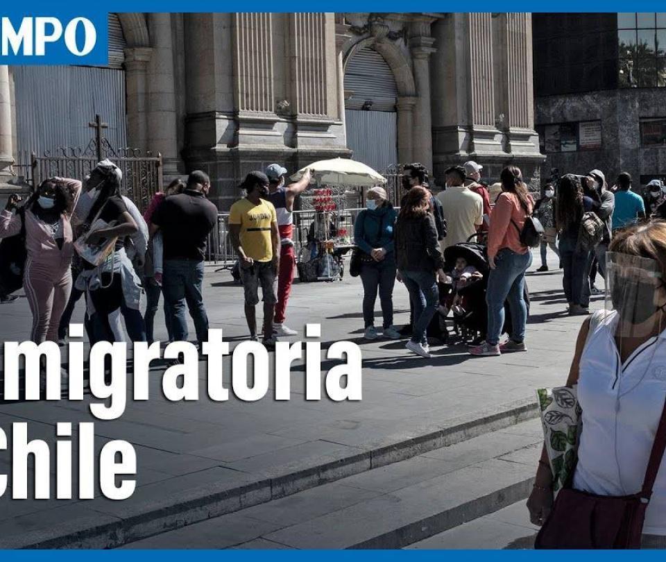 Chile: Ley que facilita expulsión de indocumentados