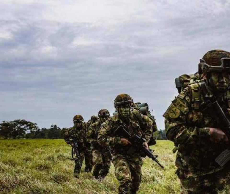 Labriegos heridos por minas y más de 250 desplazados en Cauca