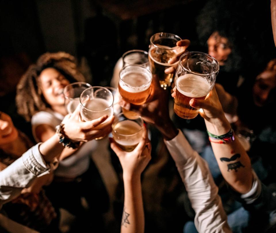 Los países de América donde más muere la gente por consumo de alcohol