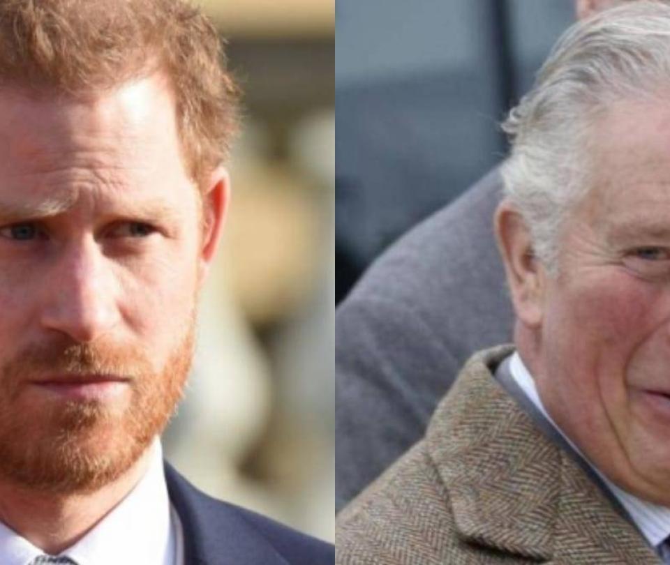 La dura carta que le escribió Harry a su padre, el príncipe Carlos