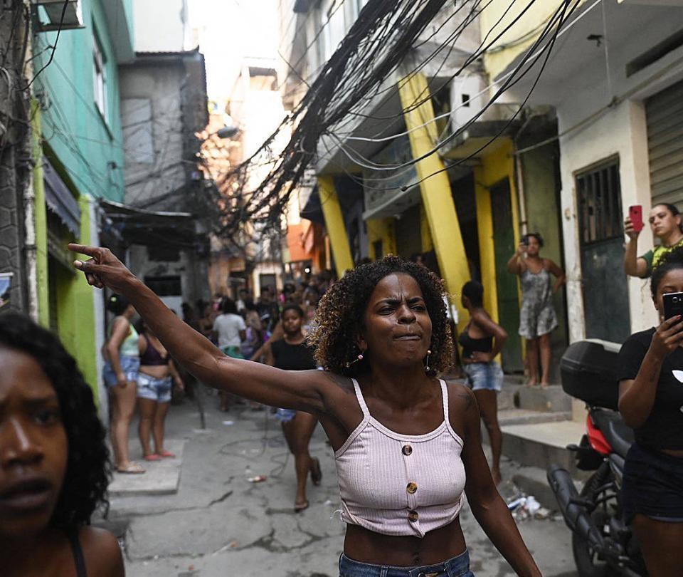 Polémica felicitación de Bolsonaro a la Policía por masacre en Río