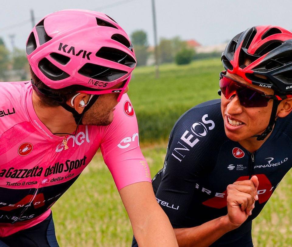 Análisis: así va el Giro... ¿Qué pasa con Gaviria y el futuro de Egan?