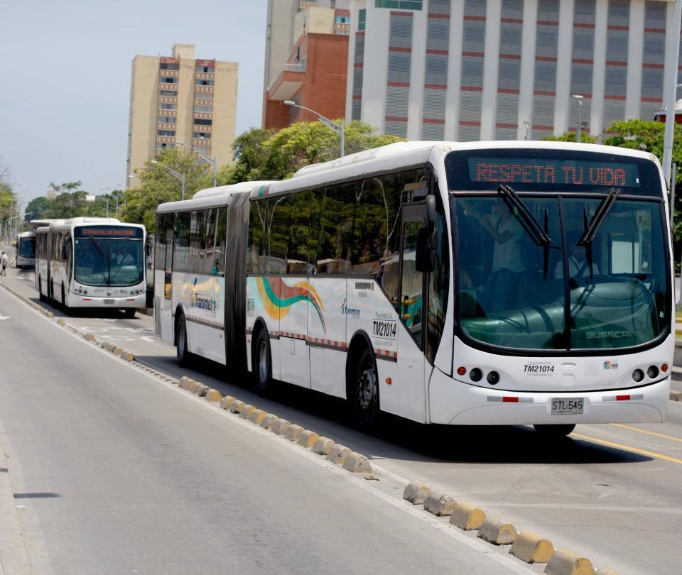 Este es el nuevo horario de operación de Transmetro en Barranquilla