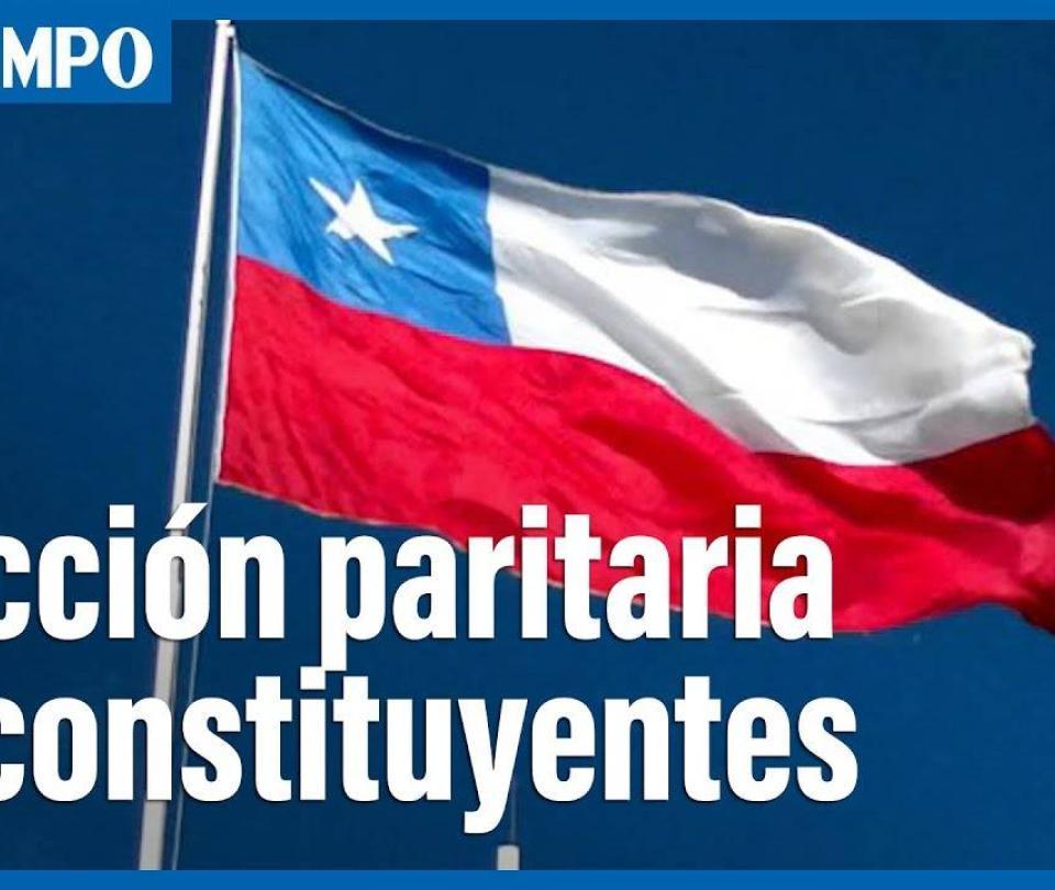 """""""Nunca más sin nosotras"""", la inédita elección paritaria en Chile"""