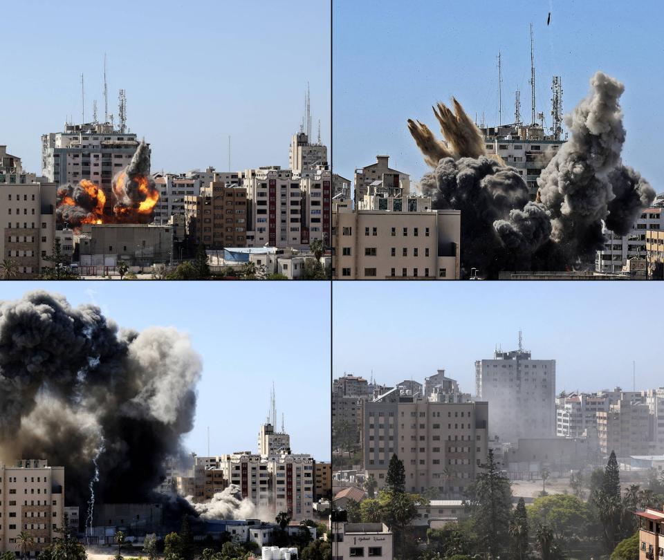 Dos visiones sobre la escalada de violencia entre palestinos e Israel