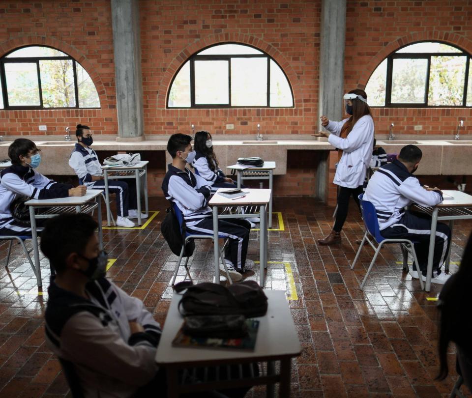 Juez ordenó que se dicten clases presenciales en Popayán y Cauca