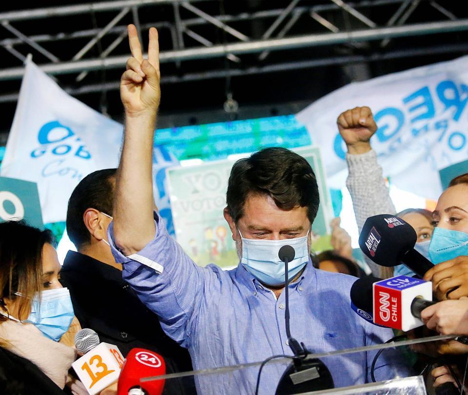 Elecciones regionales en Chile: comicios reviven a la centroizquierda