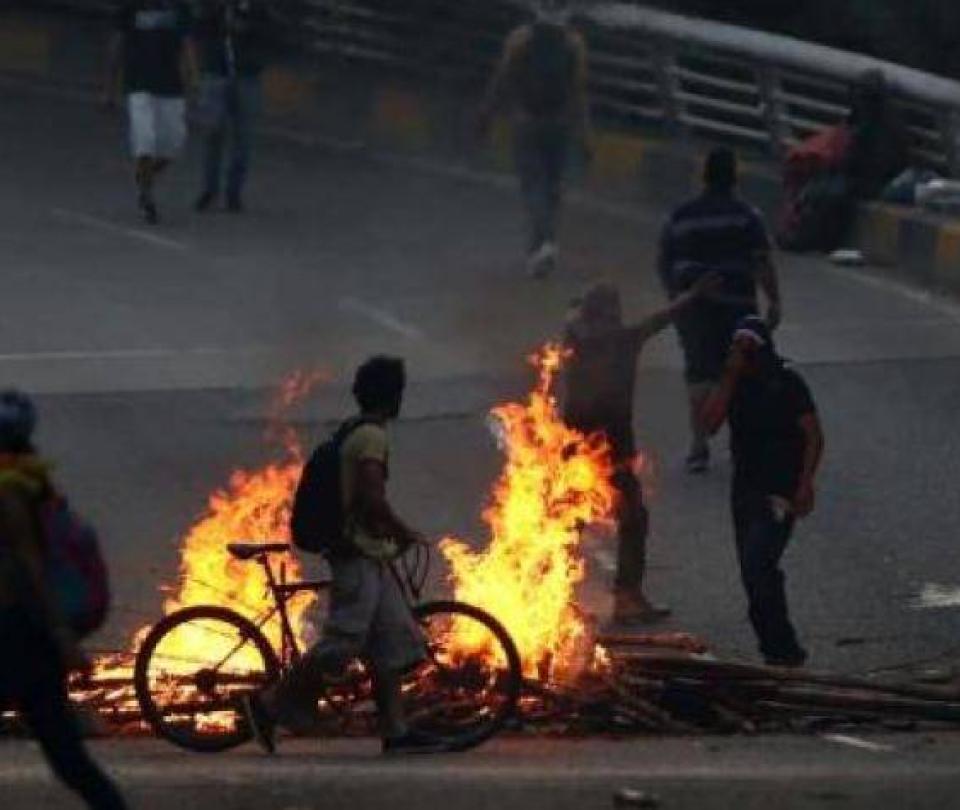 'La persona asesinada en puente Los Mil Días era un manifestante'