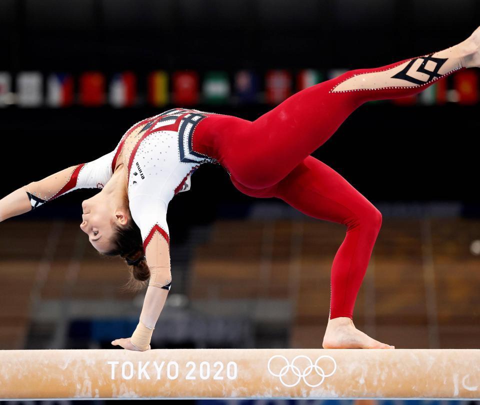 Juegos Olímpicos: sigue polémica por trajes de la gimnasia alemana