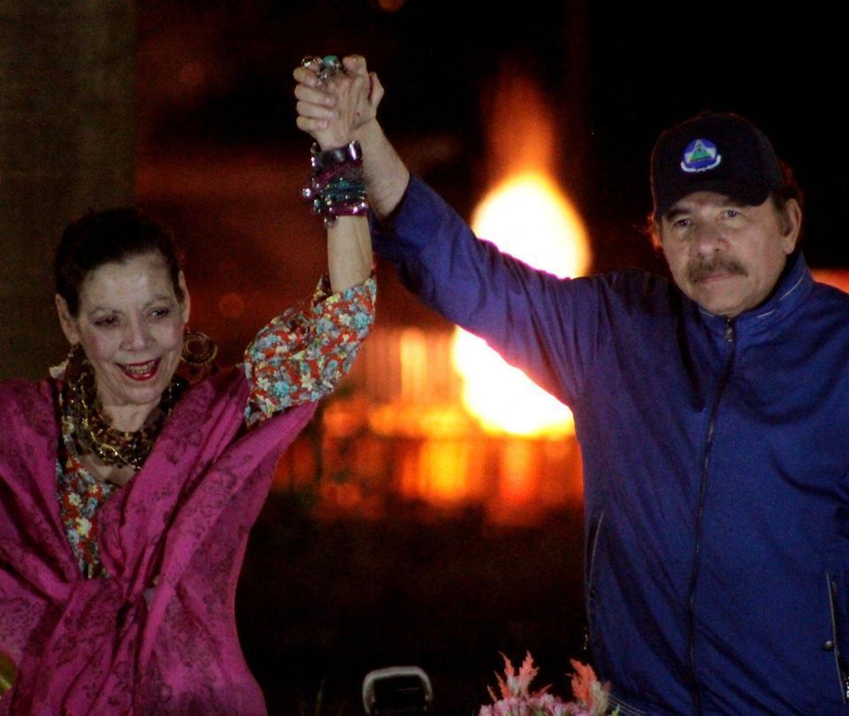 Tras perseguir a la oposición, Ortega busca su quinto mandato en Nicaragua