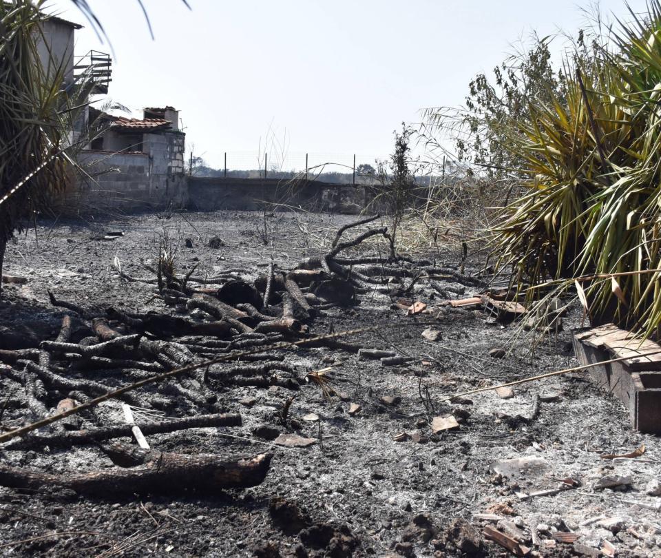 Italia declara una movilización de emergencia a Sicilia por los incendios