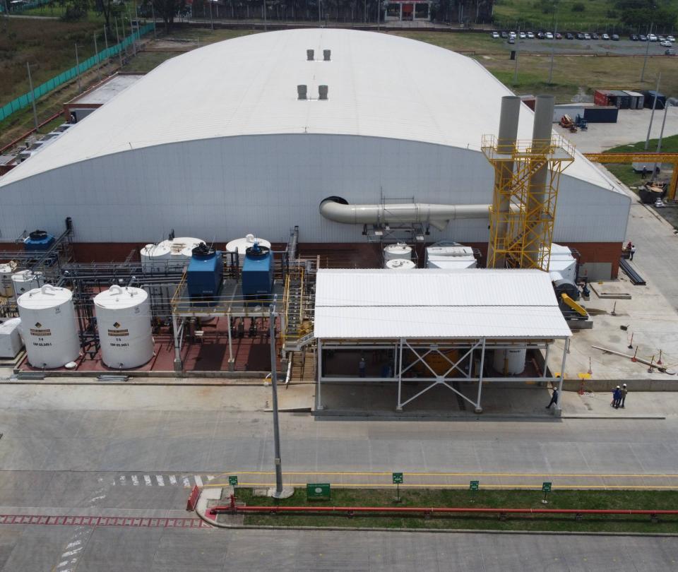 Con tecnología, Baterías MAC 'recarga' su planta en Yumbo, Valle