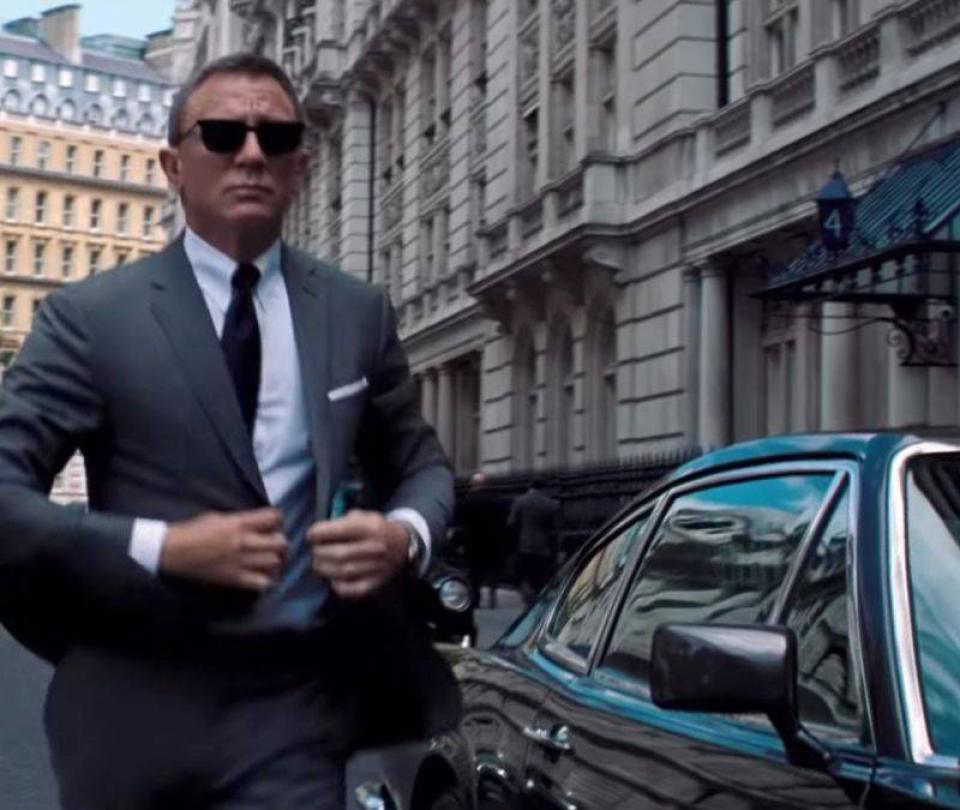 'Nunca volveré a hacerlo': Daniel Craig sobre su papel como James Bond