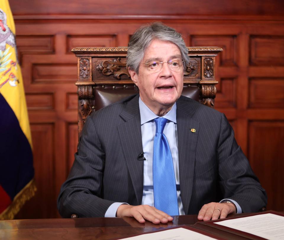 Guillermo Lasso no irá al Parlamento a declarar por papeles de Pandora