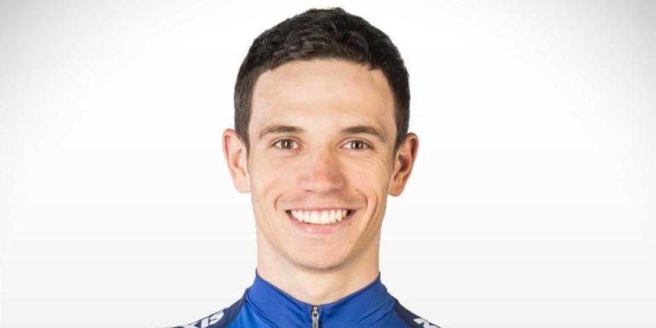 Tour de Hungría: El colombiano Daniel Jaramillo ganó la cuarta etapa