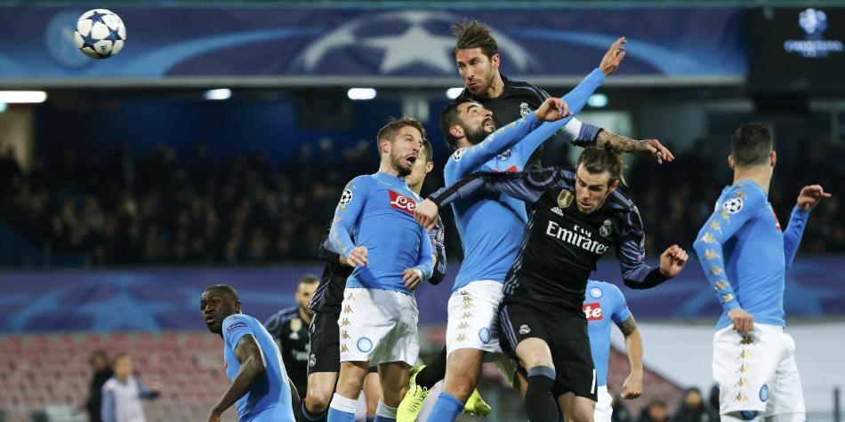 Sergio Ramos lleva al liderato a Real Madrid