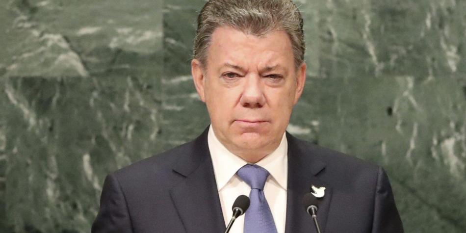 """Santos preocupado por la militarización de la sociedad venezolana"""""""