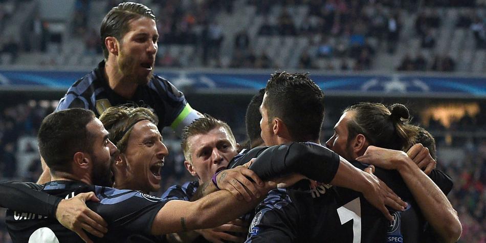 Ronaldo anota su gol 100 en justas europeas