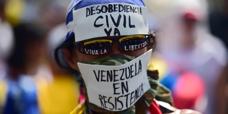 Apareció el video del joven baleado y muerto en Venezuela